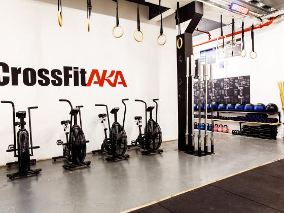 CrossFit AKA Westerpark